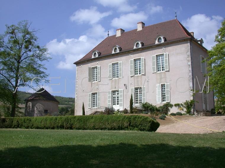chateau a vendre 71000